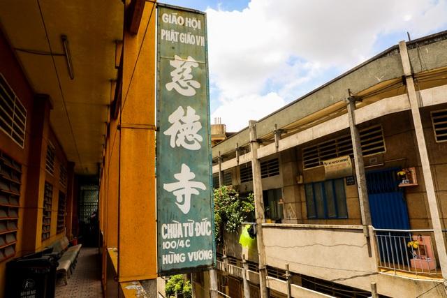 Khám phá ngôi chùa tồn tại nửa thế kỷ trong chung cư giữa Sài Gòn - 3