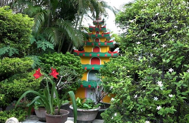 Khám phá ngôi chùa tồn tại nửa thế kỷ trong chung cư giữa Sài Gòn - 16