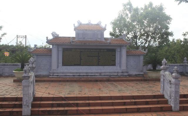 Lễ tri ân các anh hùng, liệt sĩ tại Đền tưởng niệm Trường Sơn- Bến Tắt - 4