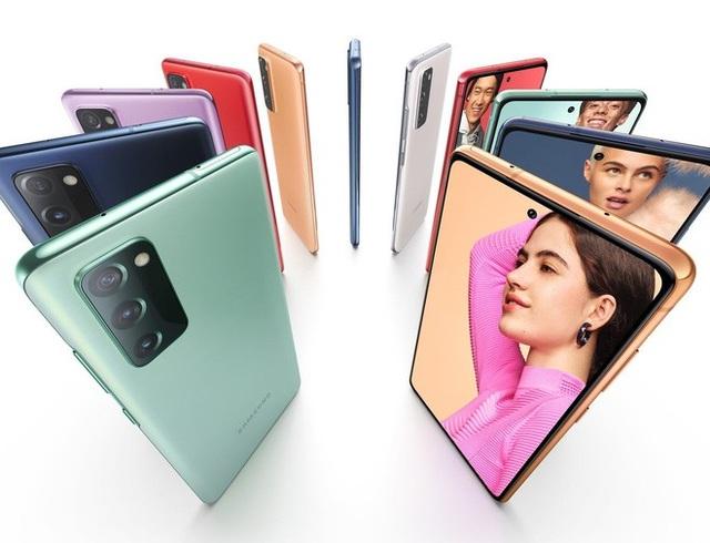 Samsung lên sóng Galaxy S20 FE, cấu hình mạnh, giá từ 15,99 triệu đồng - 1