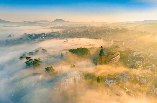 Những khung hình Việt Nam đẹp tới nao lòng khiến người xem ngỡ ngàng - 2