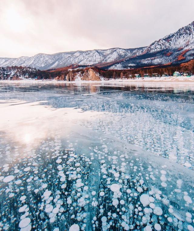 Hồ nước ngọt sâu và lâu đời nhất thế giới với niên đại hơn 25 triệu năm - 3