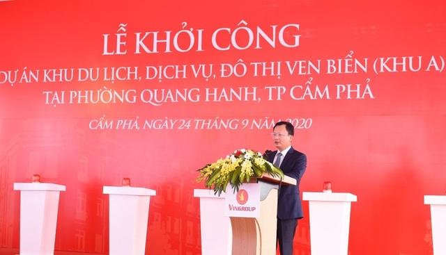 Vingroup khởi công khu du lịch, dịch vụ, đô thị ven biển Quang Hanh - 2