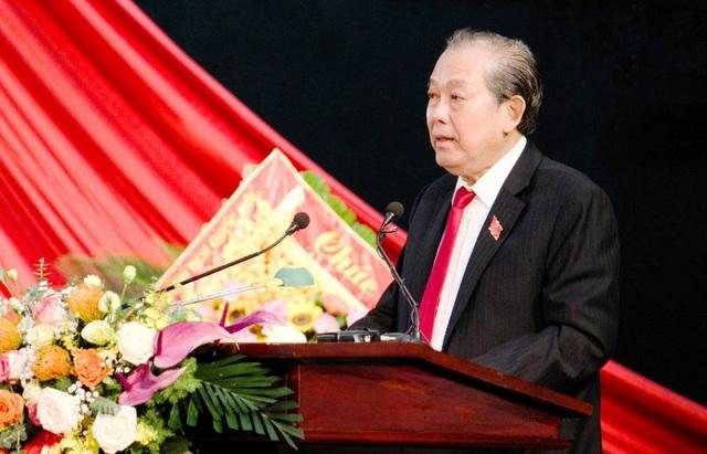 Khai mạc Đại hội Đại biểu Đảng bộ tỉnh Nam Định lần thứ XX - 2