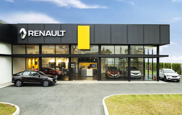 Renault - đẳng cấp Châu Âu dành cho khách hàng Việt - 1