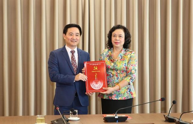 Hà Nội có Chánh Văn phòng Thành ủy sau gần 1 năm để ghế trống - 1