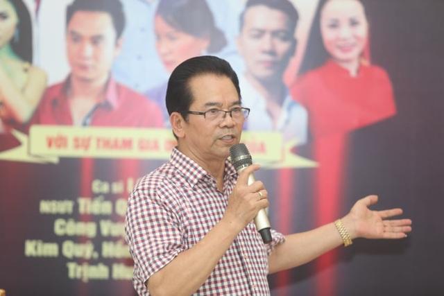 NSND Trần Nhượng: Từ ngày chia tay vợ, sức khoẻ của tôi giảm sút nhiều - 2