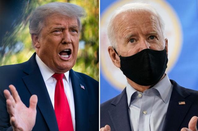 """Trump - Biden chạy nước rút trước màn """"so găng"""" đầu tiên - 1"""