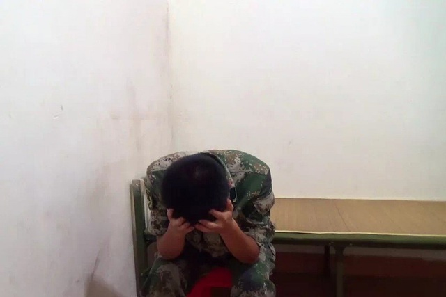 Trung Quốc trừng phạt binh sĩ làm lộ bí mật quân sự - 1