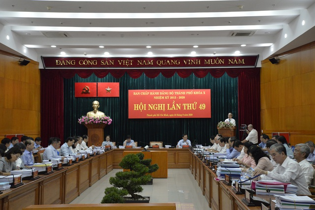 TPHCM: Hàng ngàn đảng viên bị kỷ luật trong một nhiệm kỳ - 1