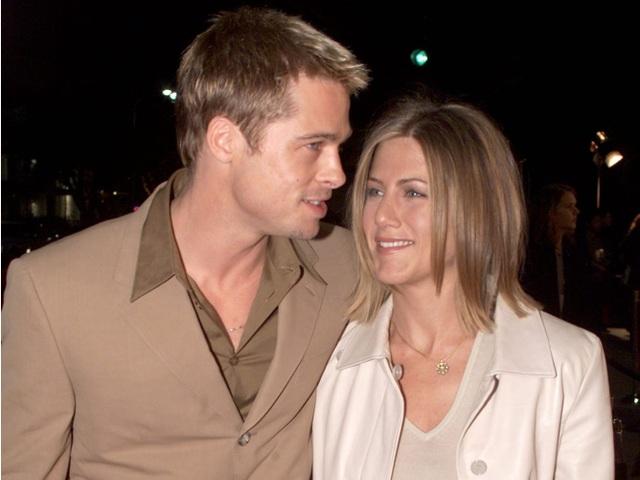 Nhìn lại cuộc tình Brad Pitt - Jennifer Aniston sau 15 năm chia xa - 1