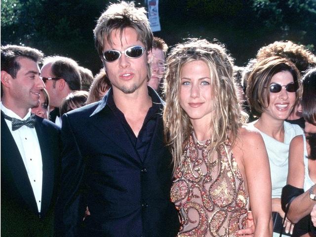 Nhìn lại cuộc tình Brad Pitt - Jennifer Aniston sau 15 năm chia xa - 2