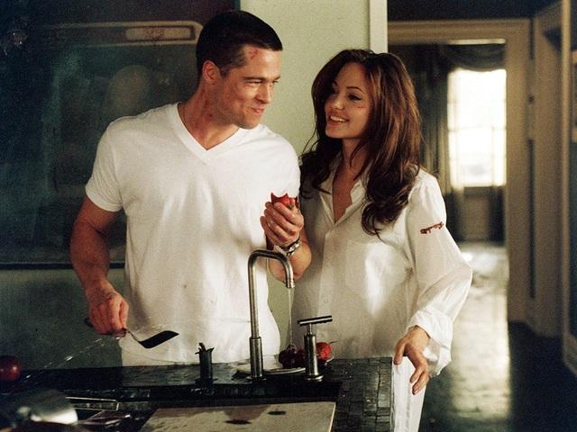 Nhìn lại cuộc tình Brad Pitt - Jennifer Aniston sau 15 năm chia xa - 4