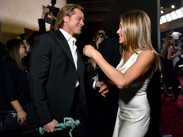 Nhìn lại cuộc tình Brad Pitt - Jennifer Aniston sau 15 năm chia xa - 6