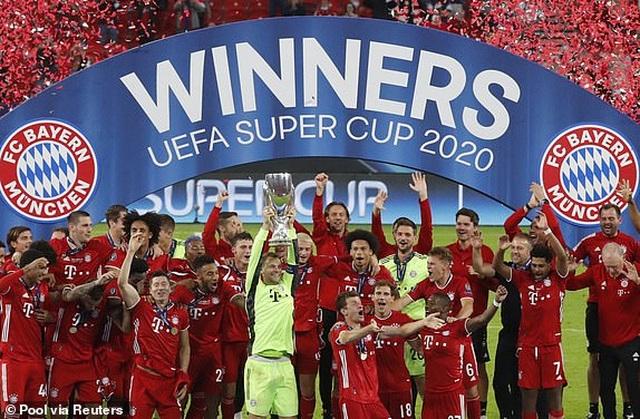 Ngược dòng hạ Sevilla, Bayern Munich giành Siêu Cup châu Âu - 13