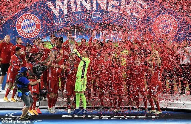 Ngược dòng hạ Sevilla, Bayern Munich giành Siêu Cup châu Âu - 15
