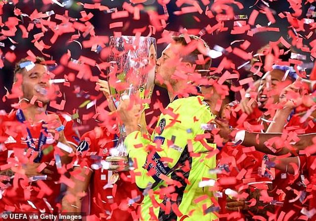 Ngược dòng hạ Sevilla, Bayern Munich giành Siêu Cup châu Âu - 18