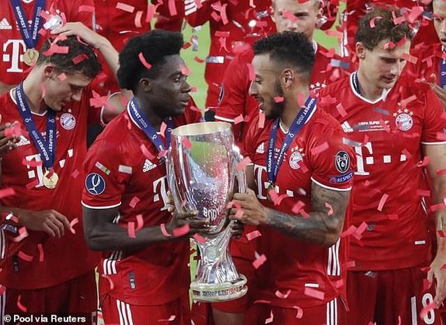 Ngược dòng hạ Sevilla, Bayern Munich giành Siêu Cup châu Âu - 16