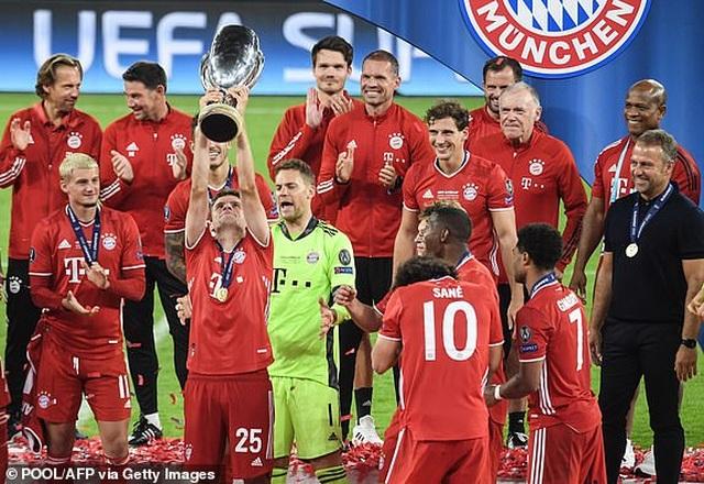 Ngược dòng hạ Sevilla, Bayern Munich giành Siêu Cup châu Âu - 14