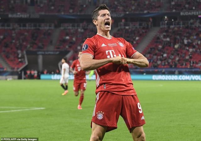 Ngược dòng hạ Sevilla, Bayern Munich giành Siêu Cup châu Âu - 9