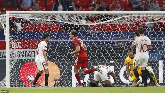 Ngược dòng hạ Sevilla, Bayern Munich giành Siêu Cup châu Âu - 7