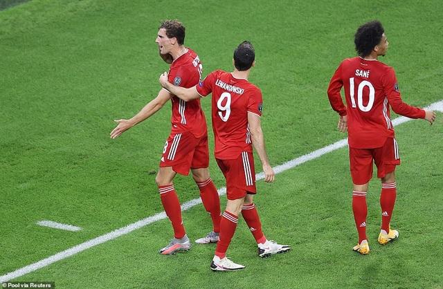 Ngược dòng hạ Sevilla, Bayern Munich giành Siêu Cup châu Âu - 12