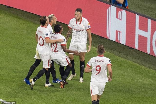 Ngược dòng hạ Sevilla, Bayern Munich giành Siêu Cup châu Âu - 5