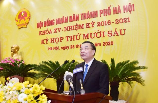 Ông Chu Ngọc Anh được bầu làm Chủ tịch UBND TP Hà Nội - 2