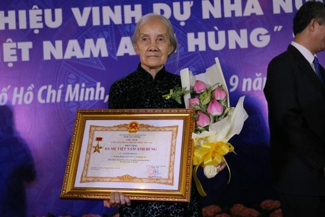 TPHCM: Truy tặng 41 danh hiệu Bà mẹ Việt Nam anh hùng - 9