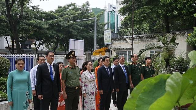 TPHCM: Truy tặng 41 danh hiệu Bà mẹ Việt Nam anh hùng - 2