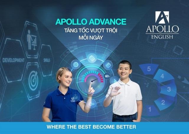 Apollo Advance giúp trẻ nắm lợi thế khi làm chủ tiếng Anh và kỹ năng thiết yếu sớm hơn, nhanh hơn - 1