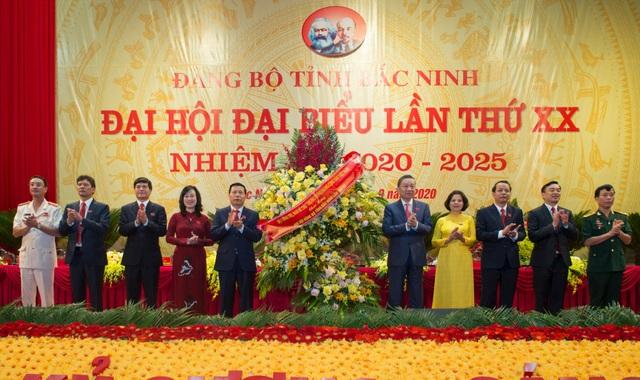 Tân nữ Bí thư tỉnh ủy Bắc Ninh với chỉ tiêu tăng trưởng 7-8% 5 năm tới - 3