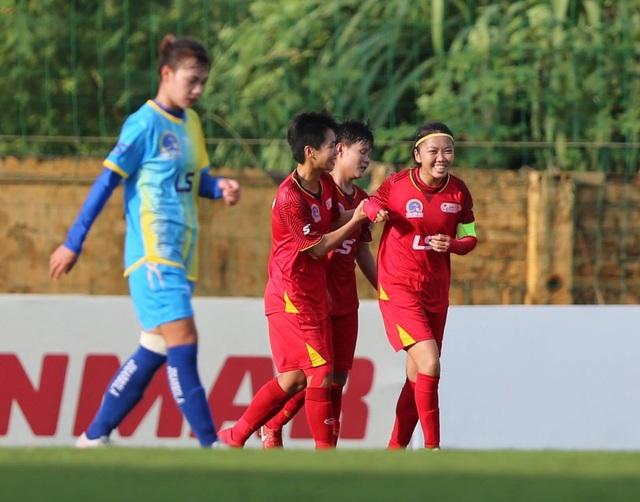 TPHCM có chiến thắng thứ 2 liên tiếp tại giải bóng đá nữ vô địch quốc gia - 1