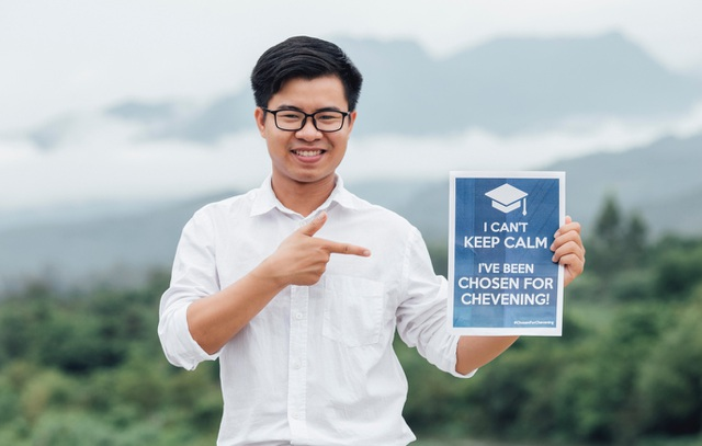 Chàng trai Bình Định giành học bổng Chevening danh giá đến Anh học thạc sĩ - 1