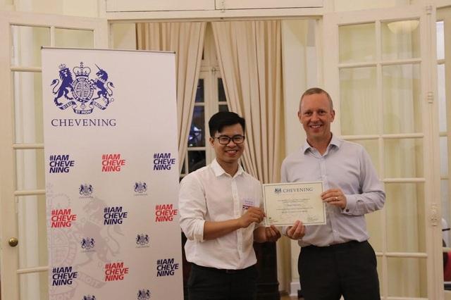 Chàng trai Bình Định giành học bổng Chevening danh giá đến Anh học thạc sĩ - 4