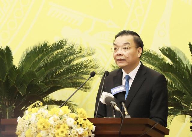 Tân Chủ tịch Hà Nội: Vinh dự lớn, trách nhiệm cũng nặng nề - 1