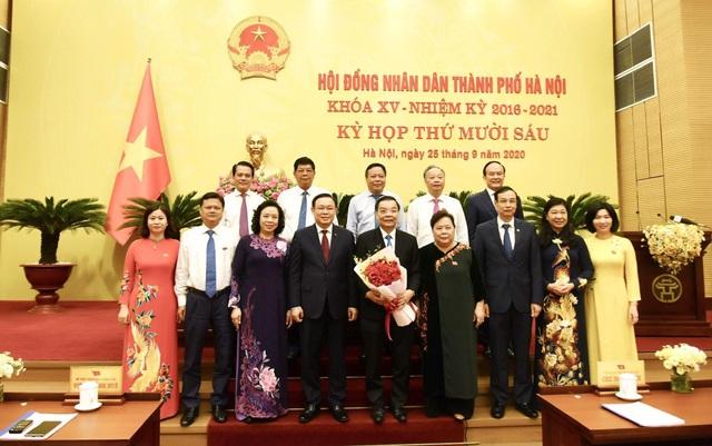 Tân Chủ tịch Hà Nội: Vinh dự lớn, trách nhiệm cũng nặng nề - 2