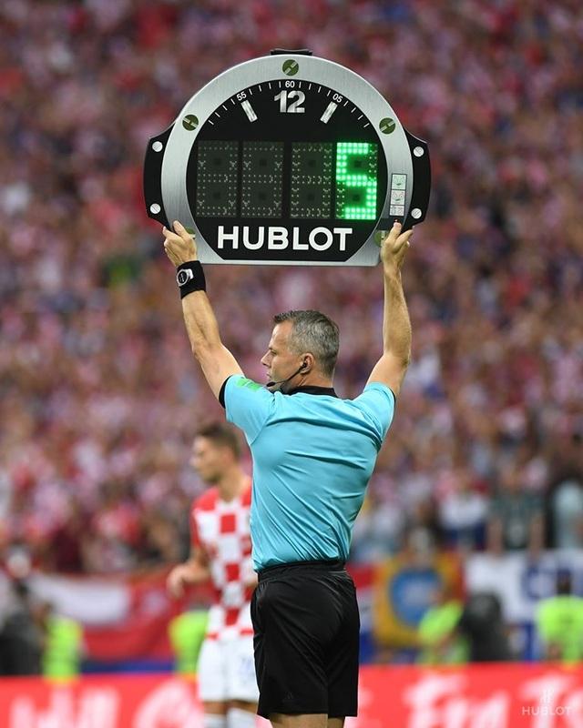 Hublot trở thành đối tác của giải đấu hấp dẫn nhất hành tinh Premier League - 2