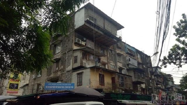 Đề xuất thí điểm cơ chế đặc thù cải tạo chung cư cũ - 2