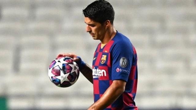 Gửi tâm thư tới Luis Suarez, Messi ám chỉ Barcelona... phũ phàng - 1