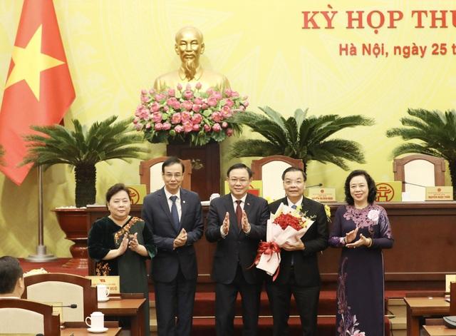 Ông Chu Ngọc Anh được bầu làm Chủ tịch UBND TP Hà Nội - 3