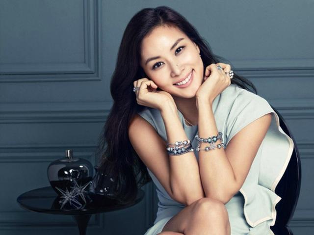 """""""Bà xã"""" xinh đẹp, giàu có và tài năng của Jang Dong Gun - 3"""