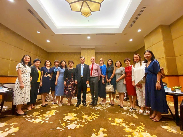 Hợp tác Anh - Việt nhằm nâng cao năng lực giảng dạy tiếng Anh - 2