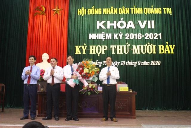 Phê chuẩn ông Nguyễn Đăng Quang giữ chức Chủ tịch HĐND Quảng Trị - 1