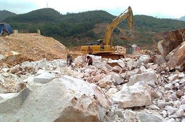 Tổng cục Môi trường thoát trách nhiệm tại 2 dự án khoáng sản ở Yên Bái? - 1