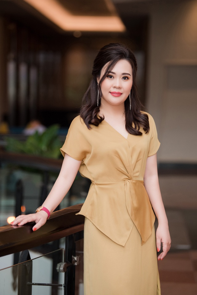 """Diễn viên Kim Oanh không ngại vào vai con dâu """"hỗn láo"""" trong """"Lửa ấm"""" - 6"""