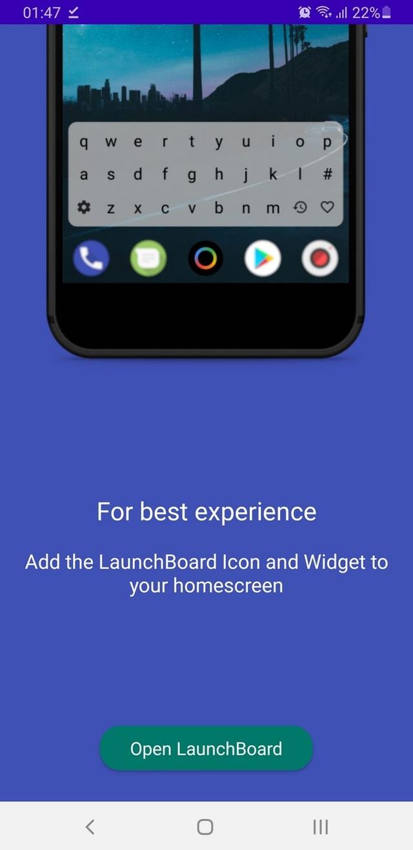 Mẹo hay giúp kích hoạt nhanh các ứng dụng từ màn hình chính smartphone - 1