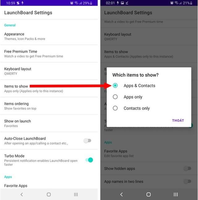Mẹo hay giúp kích hoạt nhanh các ứng dụng từ màn hình chính smartphone - 4