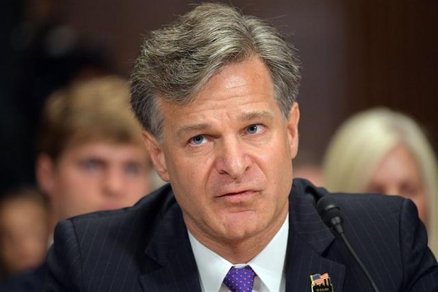 Giám đốc FBI: Tin tặc Trung Quốc tấn công nghiên cứu Covid-19 của Mỹ - 1