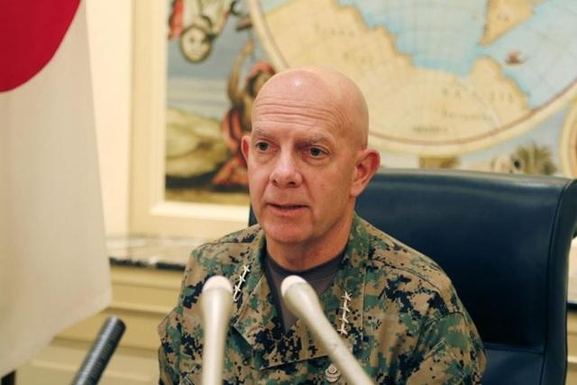 Tướng Mỹ kêu gọi phân bổ lại nguồn lực quân sự đối phó Trung Quốc - 1